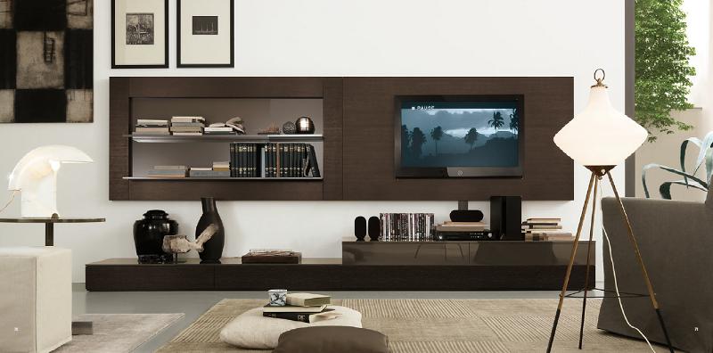 Muebles de sal n 01 reformas salamanca decoraci n for Latest tv lounge design