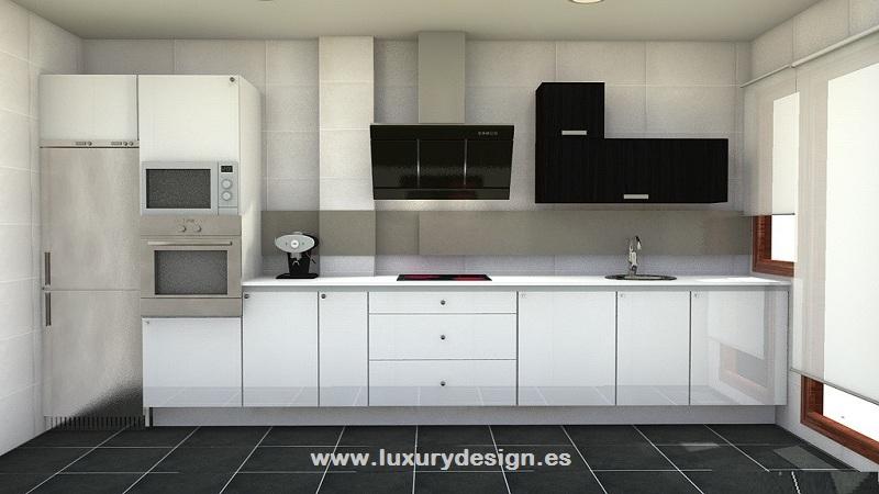 Amueblamiento de cocinas cocina soraya empresa for Muebles de cocina salamanca